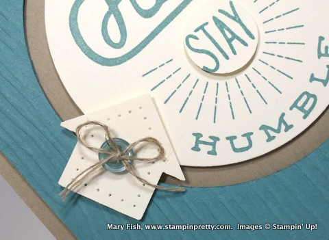 Stampin up stampinup stamping pretty mary fish blog adventure awaits 3