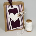 """For You"" Stampin' Up! Mini Treat Bag"