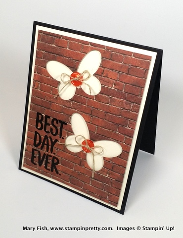 Stampin up stampinup mary fish best day ever adventure awaits 1
