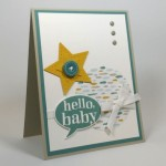 Hello, Baby & Sweet Dreams Card!
