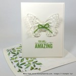 THEY'RE BACK!  Stampin' Up! Butterflies Thinlits Dies