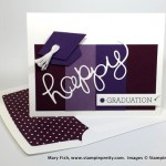 My Happy Graduation Card PLUS Last 2 Days Free Shipping!