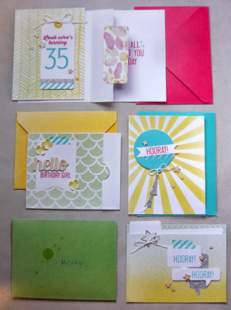 Hooray Its Your Day Card Kit