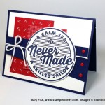 Anchor's Aweigh for Stampin' Up! Adventure Awaits