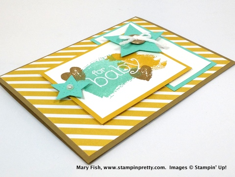 stampin up stampinup mary fish stamping pretty BYOP 4