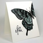Stampin' Up! Swallowtail 1 Layer Wonder!