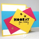 A Geometrical Birthday Card