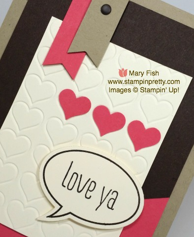 stampin up stampinup just saying sayin  stamping