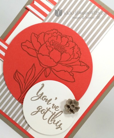 stampin up you've got this stamping stampinup mary fish pretty