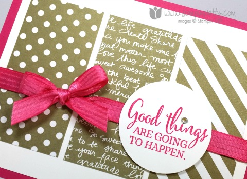 stampin up stampinup mary fish pretty you've got this
