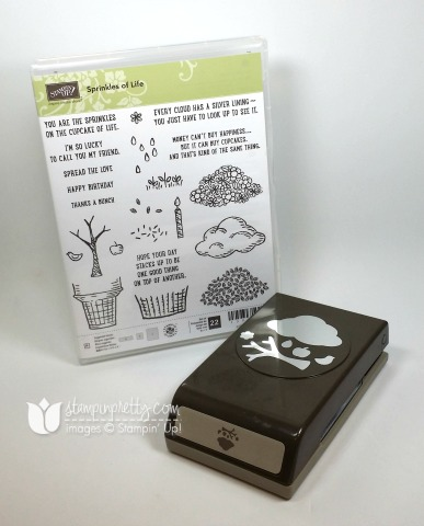stampin up stampinup sprinkles of life tree builder punch mary fish pretty