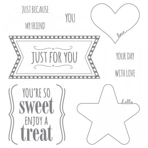 You're So Sweet Stampin' Up! Catalog Favorites by Mary Fish, Stampin' Pretty Blog