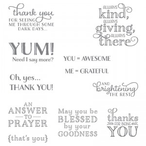 Me = Grateful Stampin' Up! Catalog Favorites by Mary Fish, Stampin' Pretty Blog