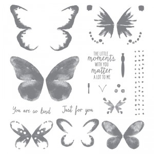 Watercolor Wings Stampin' Up! Catalog Favorites by Mary Fish, Stampin' Pretty Blog