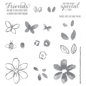 Garden in Bloom Stampin' Up! Catalog Favorites by Mary Fish, Stampin' Pretty Blog