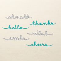Greetings Thinlits Dies #138275 Images © 2015 Stampin' Up!