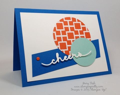stampin up greetings thinlits dies congratulations congrats card idea mary fish stamping pretty demonstrator blog right