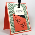 A Bookmark Card for That Special Touch!