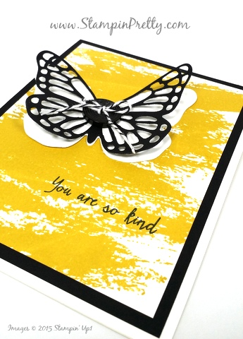 bold butterfly butterflies framelits dies stampin up demonstrator blog mary fish stampin pretty watercolor wash big shot
