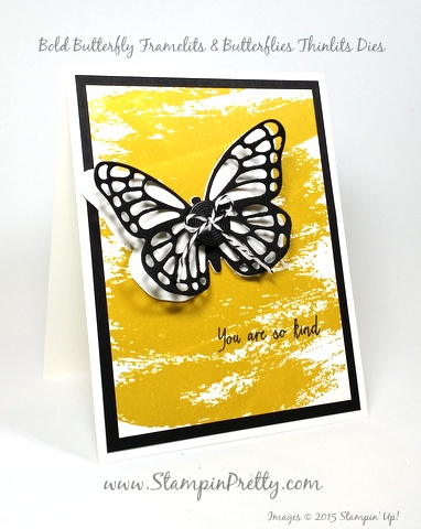 bold butterfly framelits butterflies thinlits dies stampin up demonstrator blog mary fish stampin pretty
