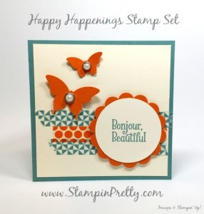 stampin up happy happenings mary fish stampin pretty demonstrator blog