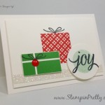 A Christmas Card in July – My 1st Sneak Peek!