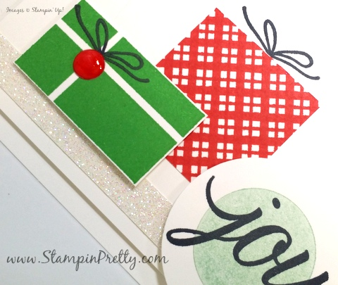 stampin up holiday christmas card ideas your presents mary fish stampin pretty demonstrator blog gifts