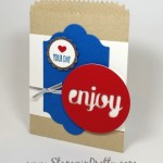 Enjoy a Stampin' Up! Mini Treat Bag!