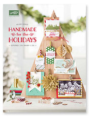 2015 Stampin' Up! Holiday Catalog