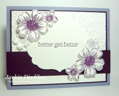 Pals Paper Crafting Picks of the Week Flower Shop Mary Fish Stampin Pretty StampinUp