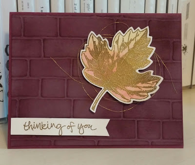 Pals Paper Crafting Picks of the Week Vintage Leaves Mary Fish Stampin Pretty StampinUp