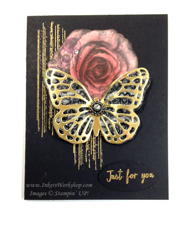 Pals Paper Crafting Picks of the Week Watercolor Wings Mary Fish Stampin Pretty StampinUp
