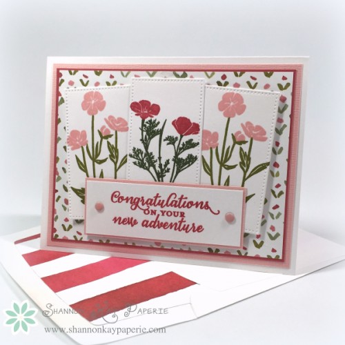 Pals Paper Crafting Picks of the Week Wild About Flowers Mary Fish Stampin Pretty StampinUp