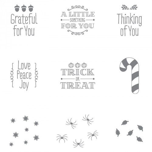 Stampin Up A Little Something Stamp Set Mary Fish Stampin Pretty StampinUp  Demonstrator Blog