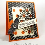 A Sneak Peek Halloween Card of Cheer All Year!