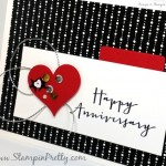 Happy Anniversary Card for PPA265