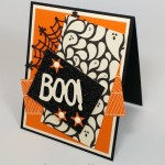 Boo to You Halloween Card