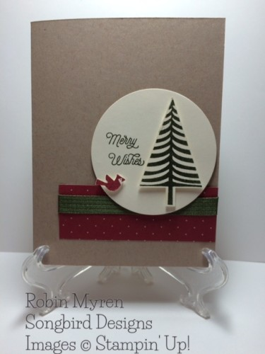 Pals Paper Crafting Picks of the Week Christmas Mary Fish Stampin Pretty StampinUp