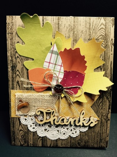 Pals Paper Crafting Picks of the Week Thanks Mary Fish Stampin Pretty StampinUp