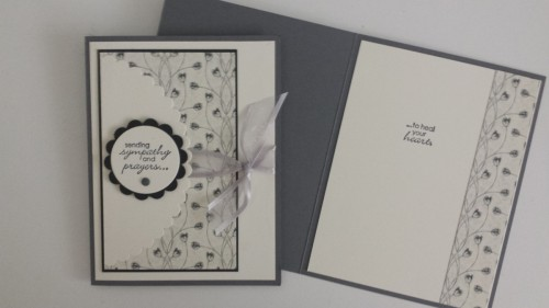 Pals Paper Crafting Picks of the Week Timeless Elegance Mary Fish Stampin Pretty StampinUp