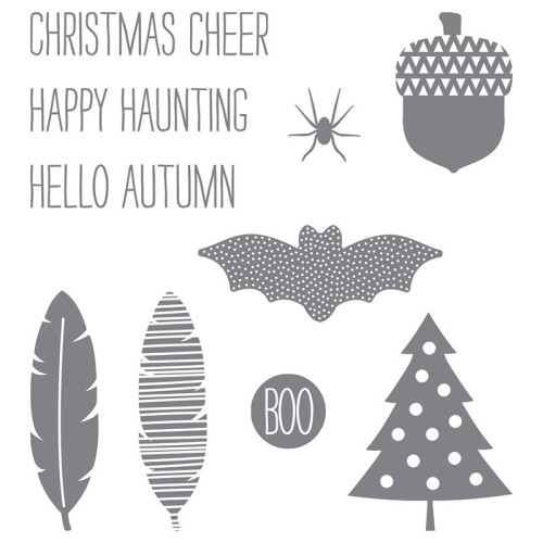 stampin up cheer all year