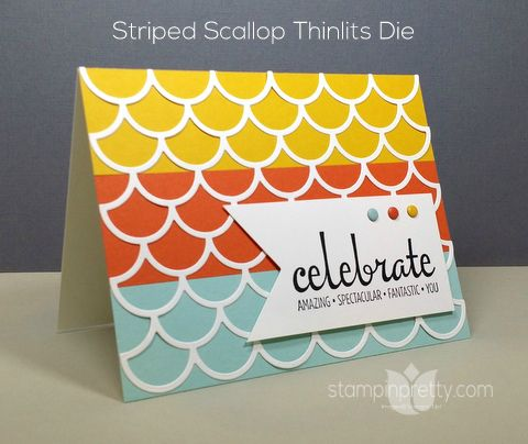 stampin up fabulous four birthday card idea mary fish
