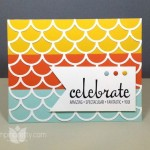 Bold Birthday Card for PPA267