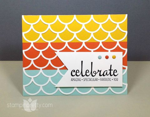 stampin up fabulous four birthday card ideas mary fish