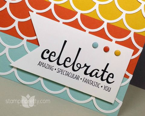 stampin up fabulous four birthday cards idea mary fish