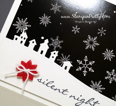 stampin up sleigh ride edgelits dies mary fish stampinup demonstrator blogs