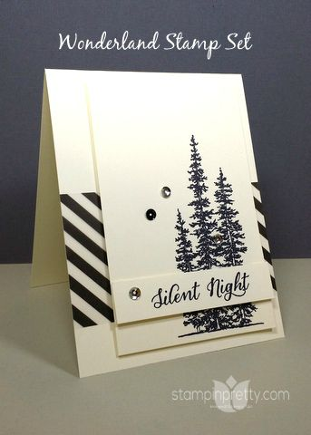 stampin up wonderland holiday card idea mary fish