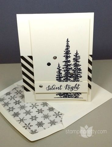 stampin up wonderland holidays card idea mary fish