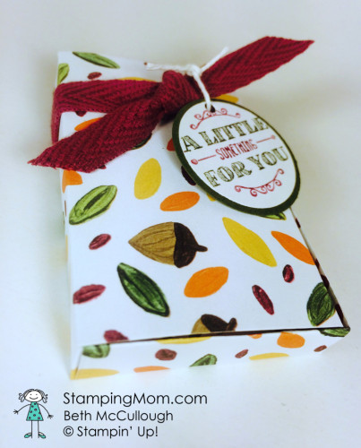 Pals Paper Crafting Card Ideas A Little Something Mary Fish Stampin Pretty StampinUp