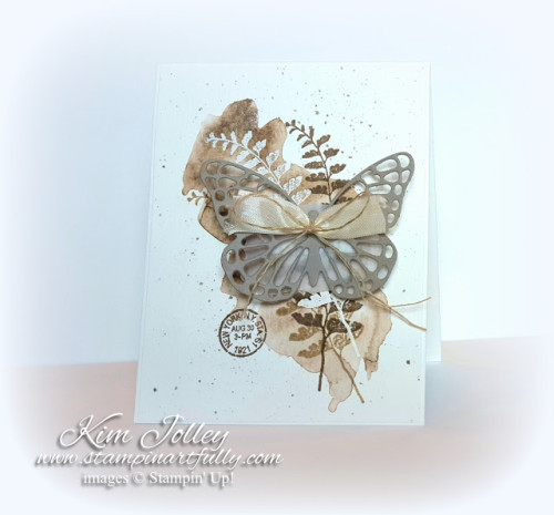 Pals Paper Crafting Card Ideas Butterfly Basics Mary Fish Stampin Pretty StampinUp